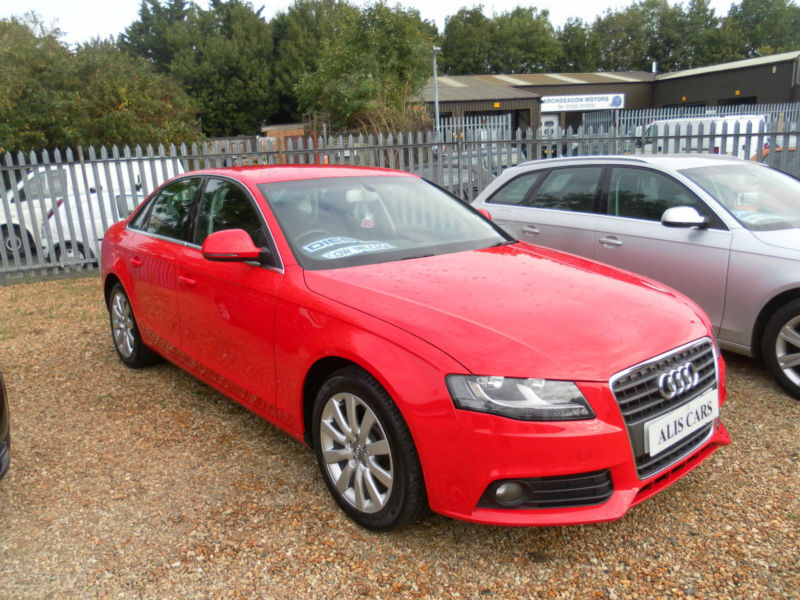 Audi A4 2.0TDI ( 143PS ) 2008 SE 6spd SOLD SOLD