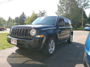2011 Jeep Patriot- AWD - Manual Trans