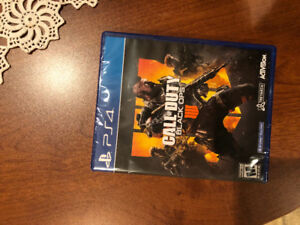 Call of Duty Black Ops 4 - BRAND NEW, STILL IN SEAL