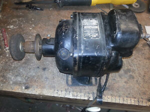 1/3 HP motor - 110 or 220 Volts