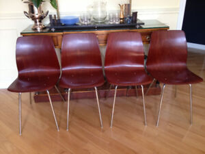 Mid Century Modern Pagholz Chairs
