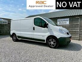 2014 Renault Trafic 2.0 dCi LL29 Low Roof Van 3dr (EU5) Panel Van Diesel Manual