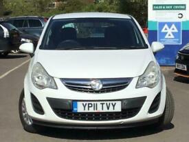 2011 Vauxhall Corsa 1.3 CDTi 16V ecoFLEX Van Van Diesel Manual