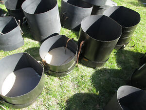 Fibre drum set cases strong, light weight.very good condition.