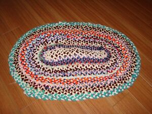 (NEW) Homemade Braided Rugs