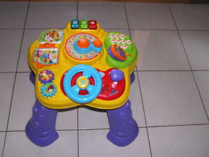 ACTIVITY LEARNING TABLE - VTECH