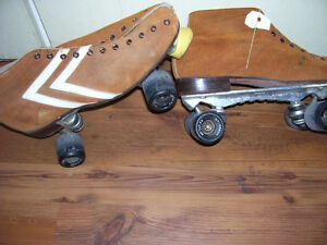 Patin a roulette IFO Roller blade 1970s