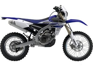 2016 Yamaha WR450F - ONE ONLY! - SAVE $1,500