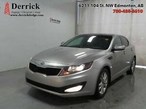 2013 Kia Optima   4Dr. EX Navigation B/U Cam Power Grp $124.73 B