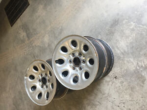 Rims for GMC Sierra