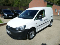2014 Volkswagen Caddy 1.6TDI, 102PS C20, AIR CONDITIONING, INTERNAL RACKING, FSH