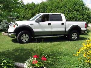 2004 Ford F-150 XLT SuperCrew Fully loaded