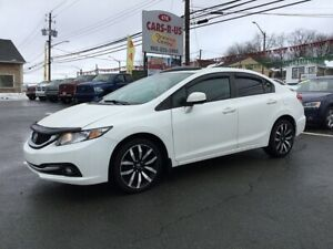 2013 Honda Civic Touring 4dr Sedan