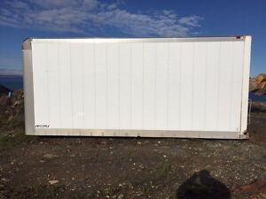 20ft box suitable for shed!!  St. John's Newfoundland image 1