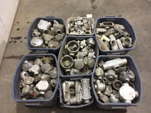 EXPLOSION PROOF FITTINGS (USED & NEW)