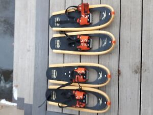 skis ,boots ,skates and assorted snow clothes
