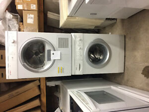 Bosh washer and dryer stackable