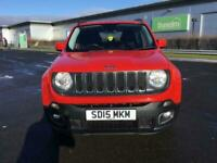 2015 Jeep Renegade M-JET LONGITUDE USED CARS Estate Diesel Manual