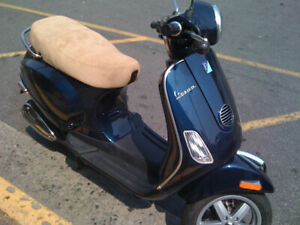 2009 Vespa LX 50 - $2500 (Port Moody)