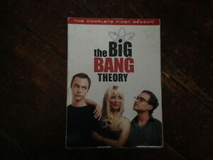 Big Bang Theory Season One DVD