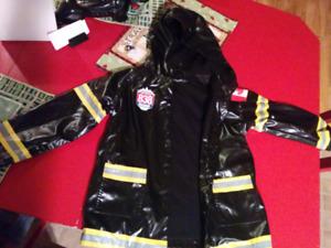 Imperméable de pompier 5$