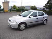 VAUXHALL ASTRA 1.6 CLUB AUTO..** Only 53,000 Miles From New ** NEW MOT ** 2002