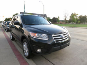 2012 Hyundai Santa Fe Limited - AWD|Navigation|Cam|Leather|Mint