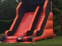 19 ft Inflatable slide (bouncy castle)