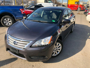 2015 Nissan Sentra *ACCIDENT FREE* ONE OWNER CAR*LOW KM*
