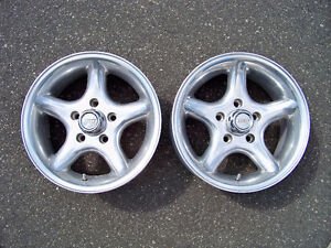 EAGLE ALLOY RIMS(2) ***NOW $50 GETS THEM***