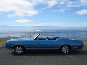 1971 Oldsmobile Cutlass Supreme Convertible -Gorgeous