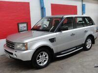 Land Rover Range Rover Sport TDV6 S (silver) 2005