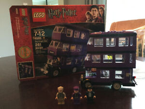 Lego Sets complete with box - Harry Potter, Lego City