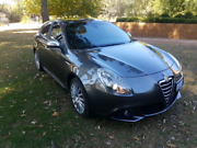 2012 Alfa Romeo Giulietta Hatchback. Leather and sunroof. Mundaring Mundaring Area Preview