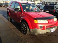 2003  SATURN VUE AUTOMATIC AWD CLEAN , INSPECTED
