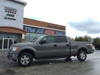 2011 Ford F-150  XLT CD/MP3/SAT, ACCIDENT FREE, READY TO WORK