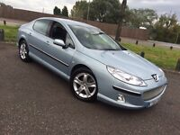 2005 Peugeot 407 2.0 Hdi SE Luxury Pk + Sports Pk ** Exceptional Condition **