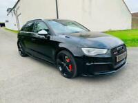 2015 65 Audi RS3 MILLTEK + SUPERSPORTS + RS3 PRIVATE PLATE