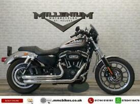 2007 (07) HARLEY DAVIDSON XL883 SPORSTER FINISHED IN SILVER WITH 8491 MILES