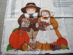 Little Pilgrims Thanksgiving Table Centerpiece to craft Windsor Region Ontario image 1