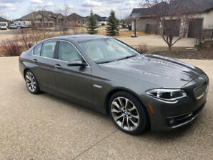 2014 BMW 535d Diesel Sedan