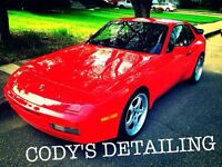 Professional Auto Detailing - Interior Only