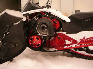 2010 Skidoo Renegade/Summit XP 1200 Turbo Charged