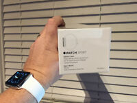 SEALED NEW APPLE WATCH... BACK ORDERED GET ONE TODAY!