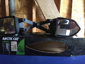 Side Mirrors for Skidoo