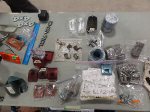 misc. 1967-72 Chevy or GMC truck parts all smaller stuff