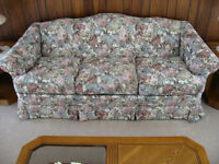 Quality made Sofa and matching Love Seat