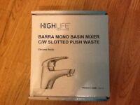 Barra Mono Basin Mixer