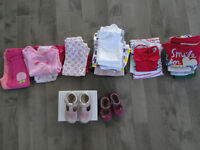 Baby girl clothing from 6 month to 1 year old