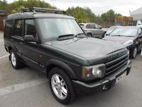 Land Rover Discovery 2.5Td5 ( 7st ) 2004MY Landmark
